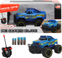 DICKIE TOYS RC Fahrzeug Dunes Elite. RTR RC Fahrzeug, Blau/Gelb
