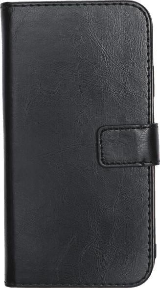 V-DESIGN BV 443 , Bookcover, Apple, iPhone XR, Kunstleder, Schwarz