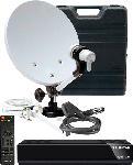 Media Markt TELESTAR DIGISD 5 DVB-S Komplettanlage (0.35 m, Single LNB)