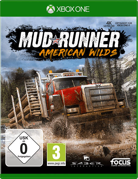 MudRunner American Wilds Edition [Xbox One]