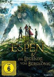 Espen und die Legende vom Bergkönig [DVD]