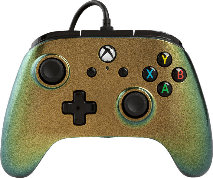 POWER A XboxOne & PC Wired Controller, Cosmos Nova