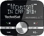 MediaMarkt TECHNISAT DIGITRADIO CAR 2  DAB+ Autoradio-Adapter mit Wireless-Controller und Bluetooth sowie Freisprechfunktion