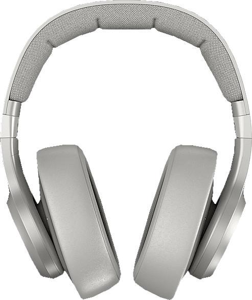 FRESH N REBEL Clam, Over-ear Kopfhörer Bluetooth Hellgrau