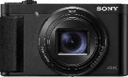 SONY Cyber-shot DSC-HX95 Zeiss NFC Digitalkamera Schwarz, 18.2 Megapixel, 28x opt. Zoom, 7.5 cm (Typ 3) (4:3), 921.600 Bildpunkte, Xtra Fine, TFT-LCD, WLAN