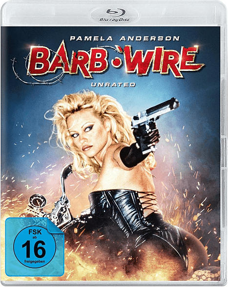 BARB WIRE (UNRATED) [Blu-ray]