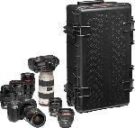 MediaMarkt MANFROTTO Pro Light Tough-55 Kamerataschen , Schwarz