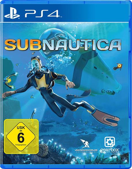 SUBNAUTICA [PlayStation 4]