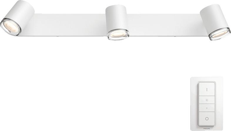 PHILIPS Hue Adore LED LED Spot, Weiß