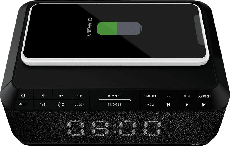 THOMSON RR 140 Radiowecker (FM, Schwarz)