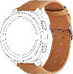 MediaMarkt Armband Samsung Sport/Galaxy 42mm, Leather
