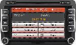 REWE ESX VNS 735 VO-U1 Multimedia-Ceiver 2 DIN (Doppel-DIN), 50 Watt