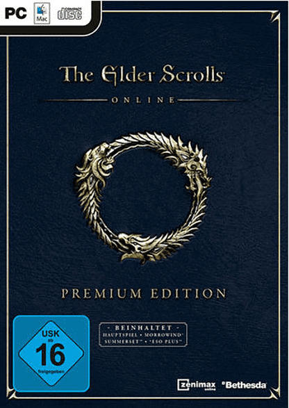 The Elder Scrolls Online (Premium Edition) [PC]