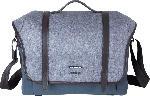 Media Markt OLYMPUS Tasche Design by Manfrotto Kameratasche , Graublau