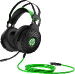 Media Markt HP Pavilion Gaming 600 Gaming Headset Schwarz/Grün