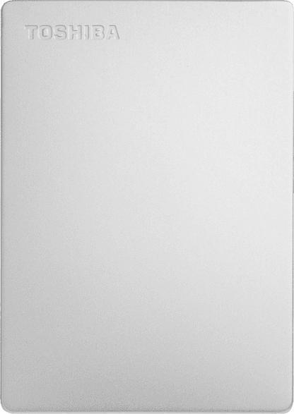 TOSHIBA Canvio Slim (2018), 2 TB HDD, 2.5 Zoll, extern