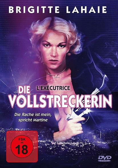 Die Vollstreckerin-Die Rache Ist Mein,Spricht [DVD]