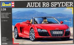 REVELL 07094 Audi R8 Spyder Modellbausatz, Mehrfarbig
