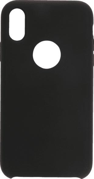 V-DESIGN PSC 022 , Backcover, Apple, iPhone XR, Thermoplastisches Polyurethan, Schwarz