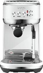 SAGE SES500SST4EEU1 the Bambino Plus Espressomaschine Matt Weiß