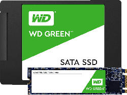 WD Green™, 480 GB SSD, 2.5 Zoll, intern