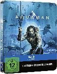 Media Markt Aquaman (Exklusives Steelbook) [Blu-ray]