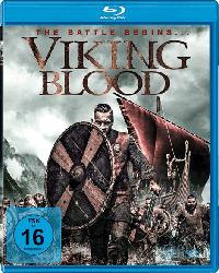 Viking Blood-The Battle Begins (Uncut) [Blu-ray]