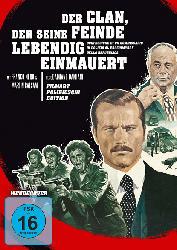 Der Clan, der seine Feinde lebendig einmauert [Blu-ray + DVD]