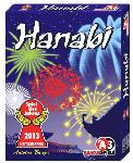 Media Markt ABACUSSPIELE Hanabi - Spiel des Jahres 2013 Kartenspiel, Mehrfarbig
