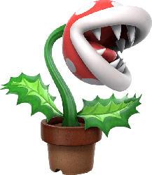 Amiibo Piranha-Pflanze Super Smash Bros.