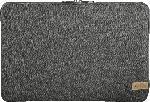 MediaMarkt Notebookhülle Jersey, 14.1 Zoll, Sleeve, Dunkelgrau