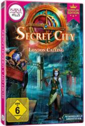 Secret City: London Calling - Sammleredition [PC]