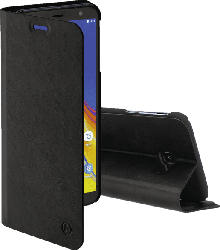 HAMA Guard Pro , Bookcover, Samsung, Galaxy J4+, Kunstleder, Schwarz