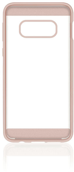 WHITE DIAMONDS Innocence Clear , Backcover, Samsung, Galaxy S10e, Polycarbonat, Rosegold