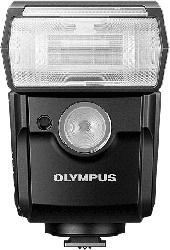 OLYMPUS FL-700WR Aufsteckblitz für Olympus (GN 42 , TTL Auto, Auto, Manuell, FP TTL Auto, FP Manuell, Multi)