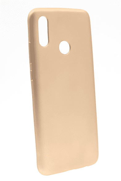 AGM 27895 Soft Backcover Honor 10 Lite Thermoplastisches Polyurethan Gold