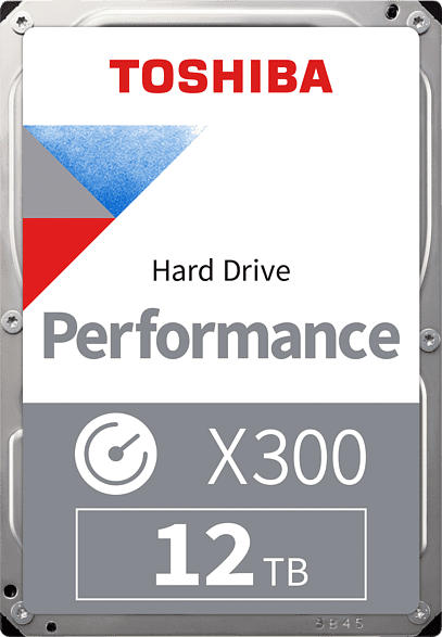 TOSHIBA X300, 12 TB HDD, 3.5 Zoll, intern