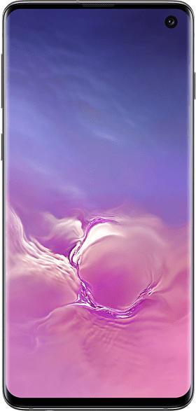 SAMSUNG Galaxy S10 Enterprise Edition 128 GB Prism Black Dual SIM