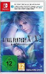 Switch Final Fantasy X/X-2 [Nintendo Switch]