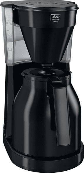 MELITTA Easy Therm II Kaffeemaschine Schwarz