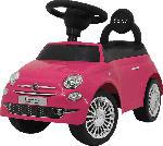 MediaMarkt JAMARA KIDS Fiat 500 Rutscher, Pink/Schwarz