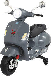 JAMARA KIDS Vespa Roller Ride-on, Grau