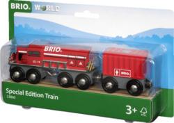 BRIO Frachtzug Special Edition Train 2019 Eisenbahn, Rot