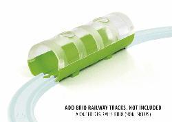 BRIO Tunnel Box Frachtzug Eisenbahn, Mehrfarbig