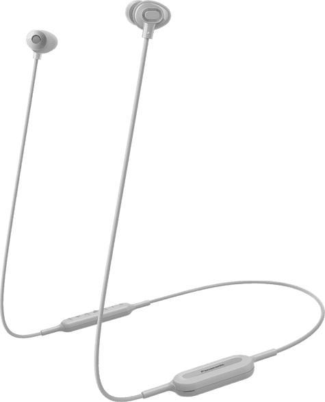 PANASONIC RP-NJ310B, In-ear Kopfhörer Bluetooth Weiß