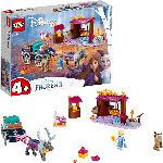 Media Markt LEGO 41166 Elsa und die Rentierkutsche Bausatz, Mehrfarbig