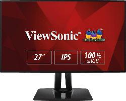 VIEWSONIC VP2768-4K 27 Zoll UHD 4K Monitor (5 ms Reaktionszeit, 60 Hz)