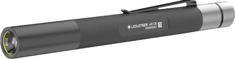 LEDLENSER i4R CRI Taschenlampe, Schwarz