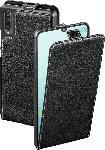 MediaMarkt HAMA Smart Case , Flip Cover, Samsung, Galaxy A50, Galaxy A30s, Echtleder (Obermaterial), Schwarz