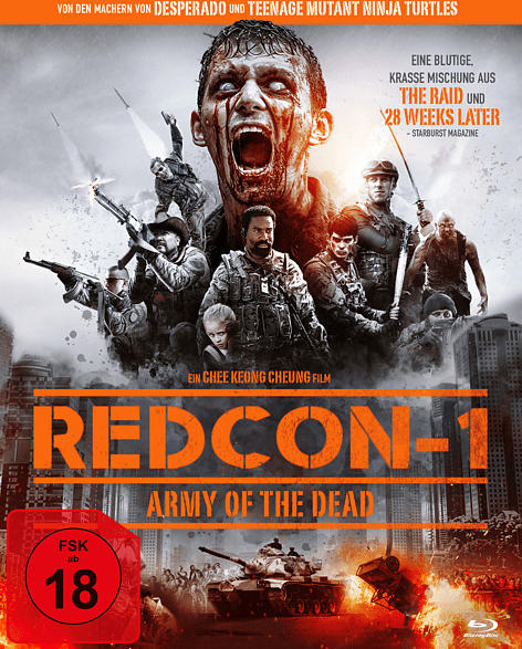 Redcon-1 - Army of the Dead [Blu-ray]